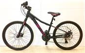 "Cannondale 20"" Street Kids Bike Black/Pink/Purple (S)"